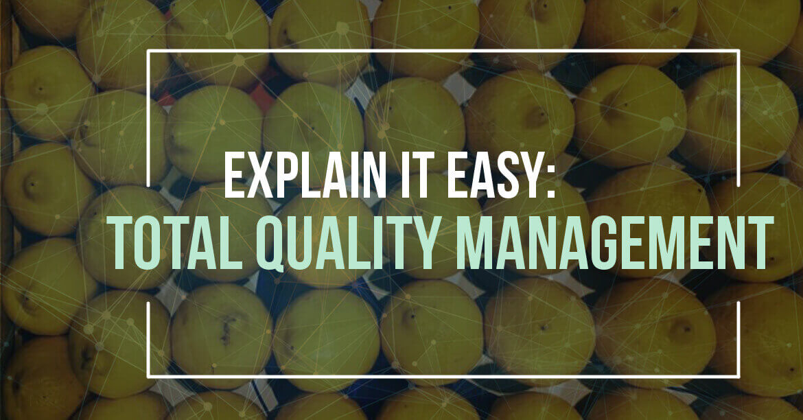 Know more about Total Quality Management (TQM)