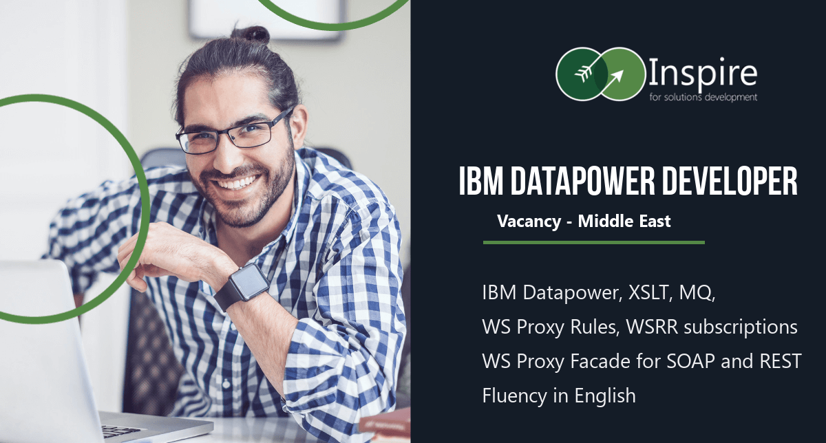 vacancy ibm datapower