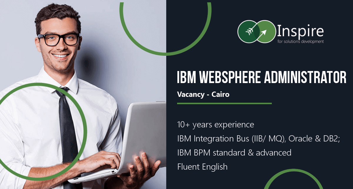 vacancy websphere egypt